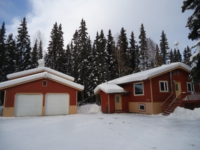 North Pole AK Single Family Home Pending: $299,900