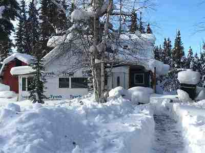 North Pole,  Fairbanks, Ester, Salcha Single Family Home For Sale: 2132 Flintstone Way