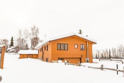 Fairbanks AK Single Family Home For Sale: $314,900