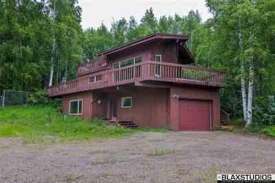 Fairbanks AK Single Family Home For Sale: $432,300