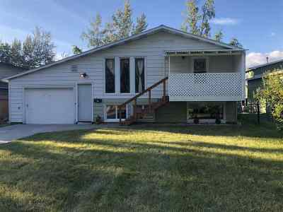 Fairbanks Single Family Home For Sale: 2116 Eagan Avenue