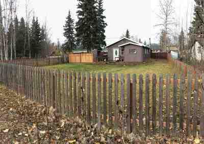 Fairbanks AK Single Family Home For Sale: $179,900