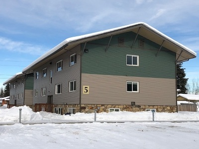 North Pole, Fairbanks, Ester, Salcha Rental For Rent: 918 28th Avenue