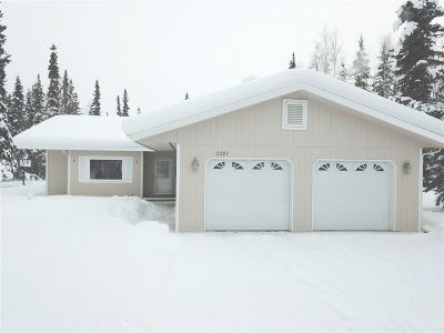 North Pole AK Single Family Home For Sale: $275,000
