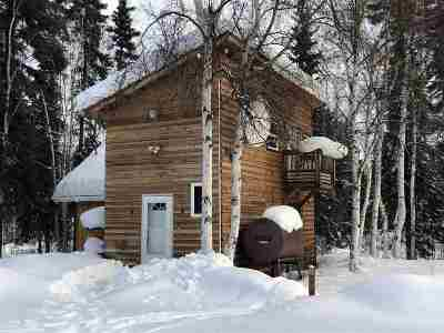 North Pole AK Single Family Home For Sale: $115,900