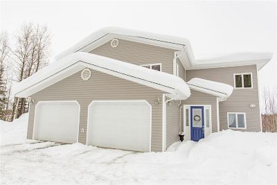 North Pole AK Single Family Home For Sale: $429,900