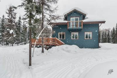 Fairbanks AK Single Family Home For Sale: $217,900