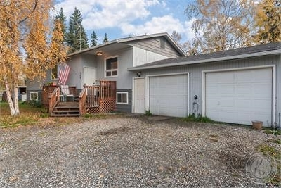 Fairbanks AK Duplex For Sale: $299,900