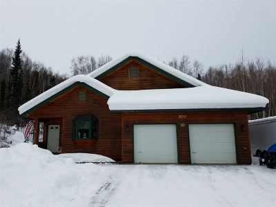 Fairbanks AK Single Family Home For Sale: $289,900