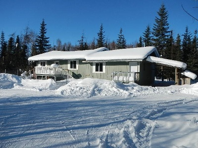North Pole Single Family Home For Sale: 2603 Goldenrod Circle