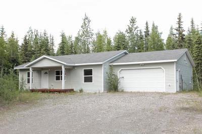 North Pole Single Family Home For Sale: 2503 Baby Bell Drive
