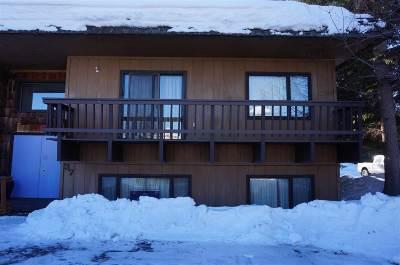 Fairbanks Condo/Townhouse For Sale: 37 Glacier Avenue