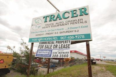 Commercial For Sale: 1435 Van Horn Road