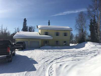Fairbanks Single Family Home For Sale: 1933 Chena Hot Springs Road