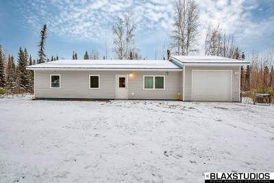 North Pole Single Family Home For Sale: 1195 Vincent Court