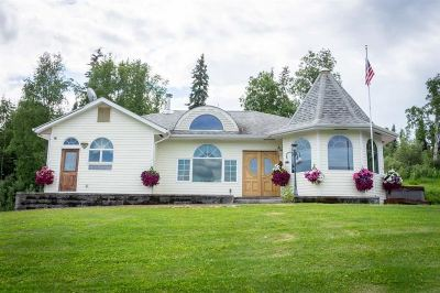 Fairbanks AK Single Family Home For Sale: $614,900