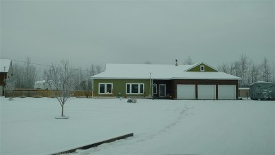 North Pole AK Single Family Home For Sale: $329,900
