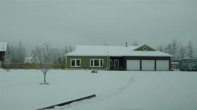 NORTH POLE Single Family Home For Sale: 3680 Regius Avenue