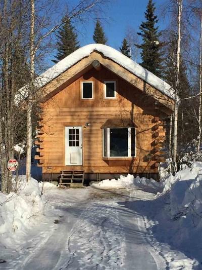 Fairbanks AK Single Family Home For Sale: $97,900