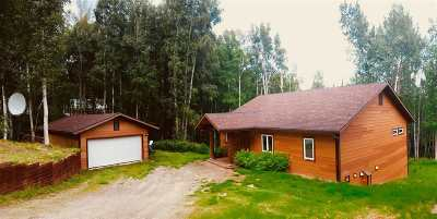 Fairbanks Single Family Home For Sale: 1360 Whistling Swan Drive