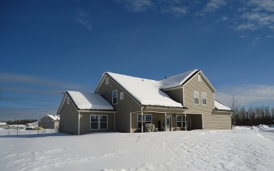 North Pole AK Single Family Home Pending: $319,900