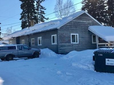 Fairbanks Rental For Rent: 123 Kathryn Avenue