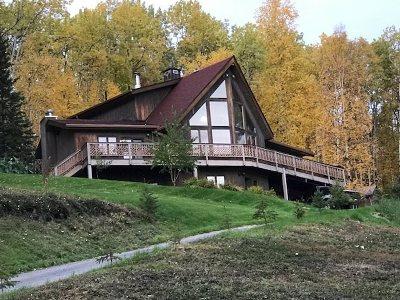 Fairbanks AK Single Family Home For Sale: $439,900