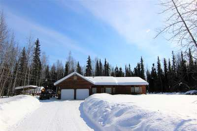 North Pole Single Family Home For Sale: 1834 Jessica Loop