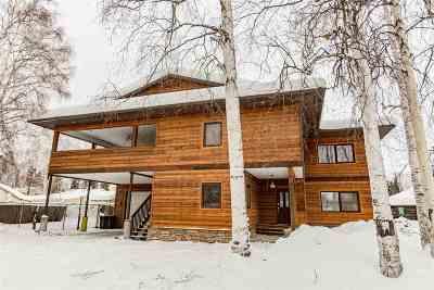 Fairbanks AK Single Family Home For Sale: $499,000