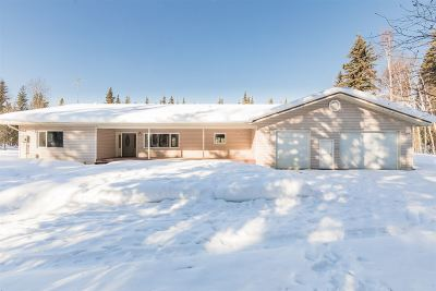 North Pole Single Family Home For Sale: 571 Nordale Road