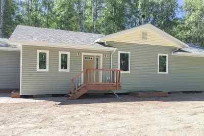 Fairbanks AK Single Family Home Back On Market: $275,000