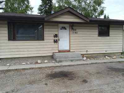 Fairbanks Rental For Rent: 1500 Denali Way