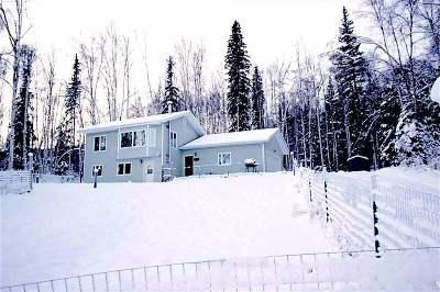 Fairbanks AK Single Family Home Pending-Take Back Up: $244,900