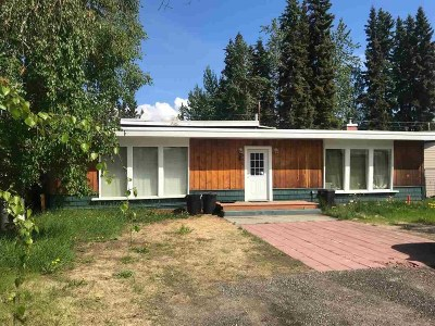 Fairbanks Multi Family Home For Sale: 230 Farewell Avenue