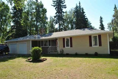 Fairbanks AK Single Family Home For Sale: $289,000