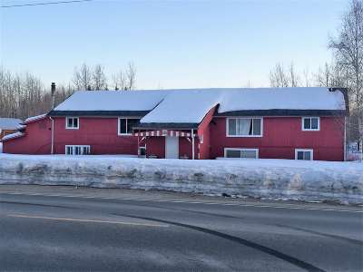 North Pole Multi Family Home For Sale: 3442 Hurst Road