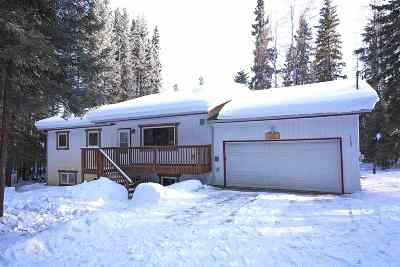 Fairbanks Single Family Home For Sale: 1185 Grenac Road