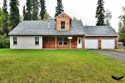 North Pole Single Family Home For Sale: 3237 Ralph Turnaround