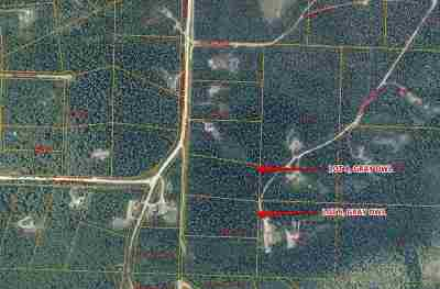 Fairbanks Residential Lots & Land For Sale: Nhn Strix St
