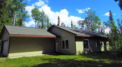 North Pole AK Single Family Home For Sale: $229,000