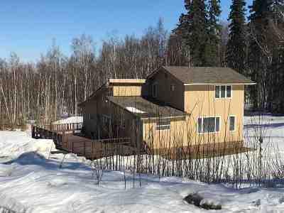 Fairbanks AK Single Family Home For Sale: $240,000