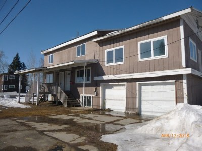 Fairbanks Multi Family Home For Sale: 1471 Noble Street