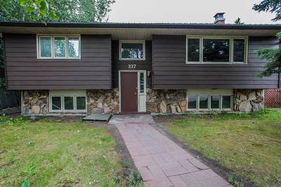 Fairbanks Single Family Home For Sale: 227 Eureka Avenue