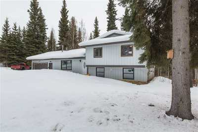 North Pole Single Family Home For Sale: 883 Ridge Loop Road