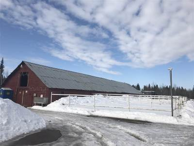 North Pole AK Commercial For Sale: $125,000