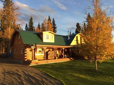 Delta Junction Single Family Home For Sale: 17071 Richardson Highway