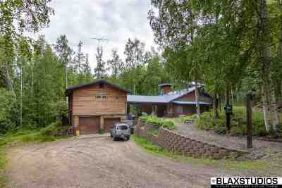 Fairbanks Single Family Home Pending-Contingency: 289 Rainbow Ridge Road
