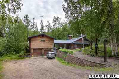 Fairbanks AK Single Family Home Pending-Contingency: $274,900