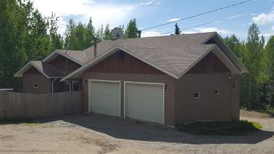 Fairbanks Single Family Home For Sale: 2850 Black Diamond Avenue