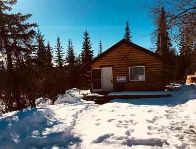 Fairbanks AK Single Family Home For Sale: $75,900